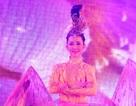 """Ngất ngây màn múa """"đẹp như tiên"""" của nghệ sĩ Linh Nga"""