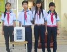 Đồng hành cùng học sinh nghèo đến trường