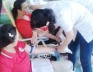 Thu 100 đơn vị máu trong ngày toàn dân hiến máu tình nguyện