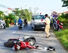 Xe cấp cứu tông chết người khi đang chuyển bệnh nhân