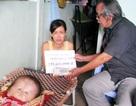 Gần 160 triệu đồng đến với cháu bé 15 tháng tuổi bị não úng thủy