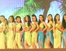 Xem lại màn diễn áo tắm nóng bỏng của các người đẹp Hoa khôi ĐBSCL