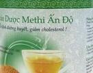 Điều trị tiểu đường bằng… Methi