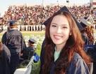 Á hậu Thái Như Ngọc tốt nghiệp 2 Đại học danh tiếng của Mỹ