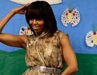 Bà Obama xuất hiện trong MV hip-hop