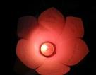 Sông Sài Gòn lấp lánh hoa đăng Phật đản