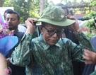 Tổng thống Bangladesh cùng Phu nhân đeo khăn rằn, đội mũ tai bèo thăm địa đạo Củ Chi