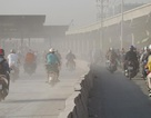 """Ngạt thở vì """"bão bụi"""" ở cửa ngõ Sài Gòn"""