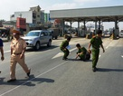 Trộm ôtô đặc chủng của CSGT rồi liên tiếp gây tai nạn