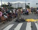 Vội về quê thăm mẹ, nam công nhân tử nạn dưới bánh xe bồn