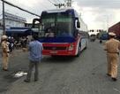 CSGT cửa ngõ Sài Gòn xử phạt hàng chục xe dù dịp lễ 2/9
