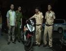 Nhờ dấu định vị, Cảnh sát giao thông tìm thấy xe bị trộm cho người dân