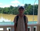 Nam sinh lớp 11 lao mình xuống dòng nước lũ cứu thầy cô