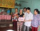 Trao hơn 77 triệu đồng đến hoàn cảnh chị Phạm Thị Nguyệt