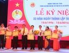 Hai mươi năm ngôi trường tự hào mang tên Đại thi hào dân tộc