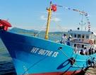 Hà Tĩnh: Bàn giao tàu vỏ thép thứ 2 cho ngư dân