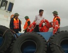5 ngư dân mất liên lạc được cứu: Một tàu cá bị sóng đánh tan