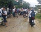 Hà Tĩnh mưa lớn, hàng ngàn học sinh phải nghỉ học