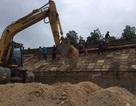 Khẩn trương khắc phục đường chục tỷ tan hoang sau vài tháng bàn giao