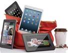 """Thị phần sụt giảm, Apple vẫn """"thống trị"""" thị trường máy tính bảng"""