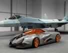 Bộ ảnh đẹp về siêu xe độc nhất của Lamborghini