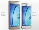 Samsung trình làng bộ đôi smartphone giá rẻ thiết kế đẹp