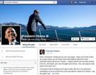 Tổng thống Mỹ Barack Obama chính thức dùng Facebook