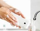 Nhật Bản ra mắt smartphone có thể rửa bằng xà phòng đầu tiên trên thế giới
