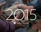Hình ảnh Việt Nam xuất hiện trong clip khoảnh khắc đáng nhớ trên Facebook năm 2015