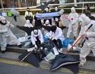Anonymous đánh sập trang web Thủ tướng Nhật để phản đối đánh bắt cá voi
