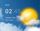 Ứng dụng dự báo thời tiết với giao diện tuyệt đẹp dành cho Android