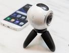 Samsung giới thiệu Gear 360 - Camera với khả năng quay 360 độ