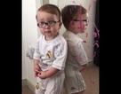 """Clip em bé chối tội khi bị mẹ mắng cực đáng yêu """"gây sốt"""" trên Internet"""
