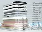 Video so sánh tốc độ và hiệu suất các phiên bản iPhone từ trước đến nay