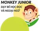 Ứng dụng hữu ích hướng dẫn học ngoại ngữ cho trẻ em