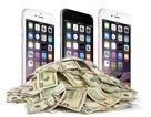 Apple chiếm hơn 90% lợi nhuận của cả thị trường smartphone trong quý III/2016