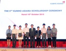 Chung kết thi nói tiếng Hàn Kumho Asiana toàn quốc lần thứ 4
