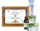 Viên ngậm Bảo Thanh - Sản phẩm số 1 Việt Nam trong dòng sản phẩm viên ngậm trị ho, bổ phế
