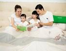 Thanh Thảo chia sẻ: Bận rộn vẫn khéo chăm sóc cả nhà
