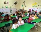 """Thanh Hóa: Trường mầm non """"sống chung"""" với Uỷ ban nhân dân xã"""