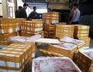 Bắt xe tải chở 2,5 tấn lòng heo thối ra Hà Nội tiêu thụ