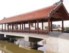 Những cây cầu ngói độc đáo ở Ninh Bình
