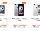 iPhone 6 xách tay sẽ tiếp tục giảm mạnh, người dùng chờ chính hãng
