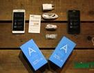 Đập hộp Galaxy A5 vỏ kim loại nguyên khối đầu tiên của Samsung