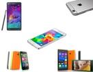 Top 10 smartphone bán chạy tháng 12/2014