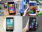 Những smartphone phổ thông màn hình lớn, giá 4 triệu đồng