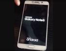Lộ hình ảnh thực tế Samsung Galaxy Note và S6 edge plus