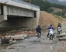 """Cầu xây xong hơn 4 tháng vẫn """"đắp chiếu"""" chờ đường dẫn"""