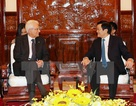 Chủ tịch nước: Đề nghị Italia phát huy tiếng nói trong vấn đề Biển Đông