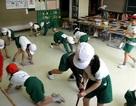 """""""Bài học"""" đặc biệt từ bậc mầm non của trẻ em Nhật Bản"""